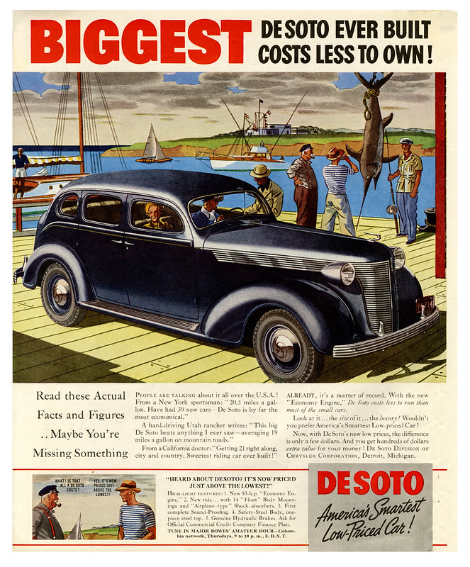 1937 De Soto
