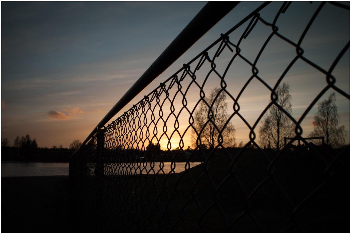 Thru Fence