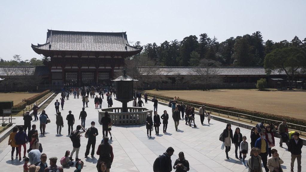 Tōdai-ji Approach