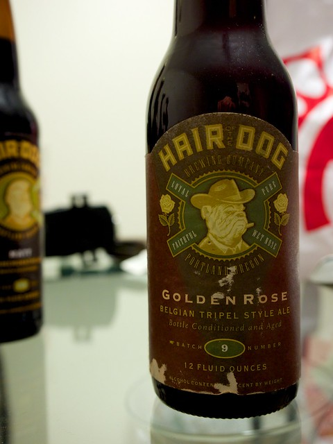 Hair of the Dog Golden Rose