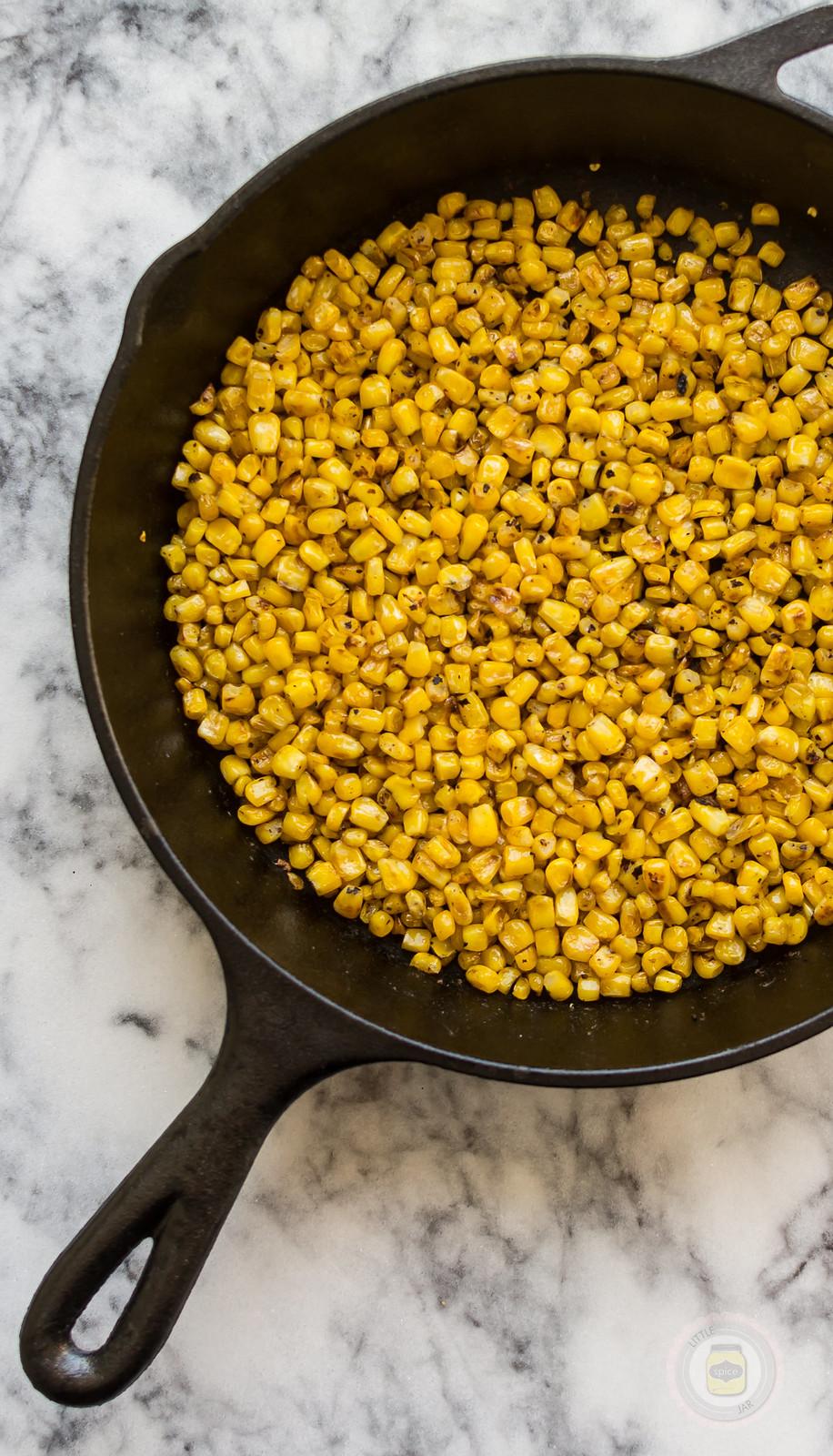 Southwestern Black Bean and Roasted Corn Salad (RC2)