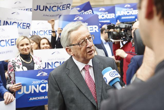 Jean-Claude Juncker verso la Presidenza della Commissione Europea