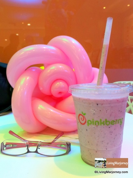 Pinkberry Smoothie