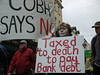 Taxed To Death - Cobh Says No