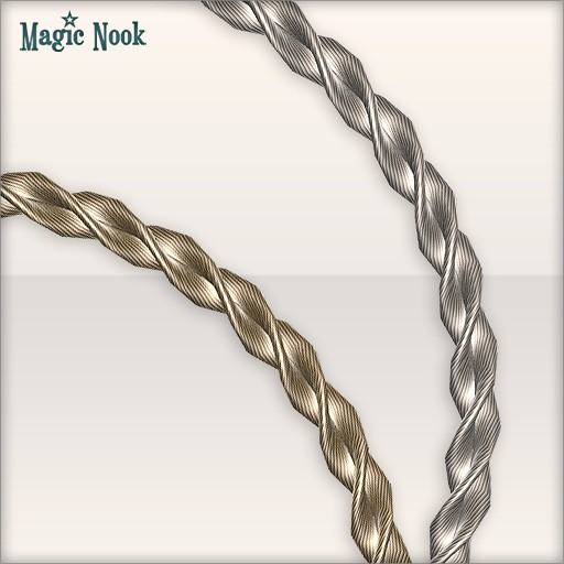 [MAGIC NOOK] Lasso Hoops - Detail
