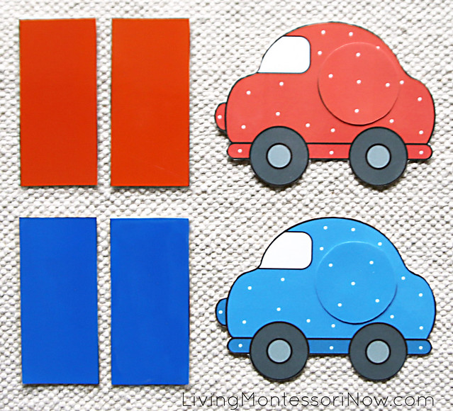 Car Color Match Layout
