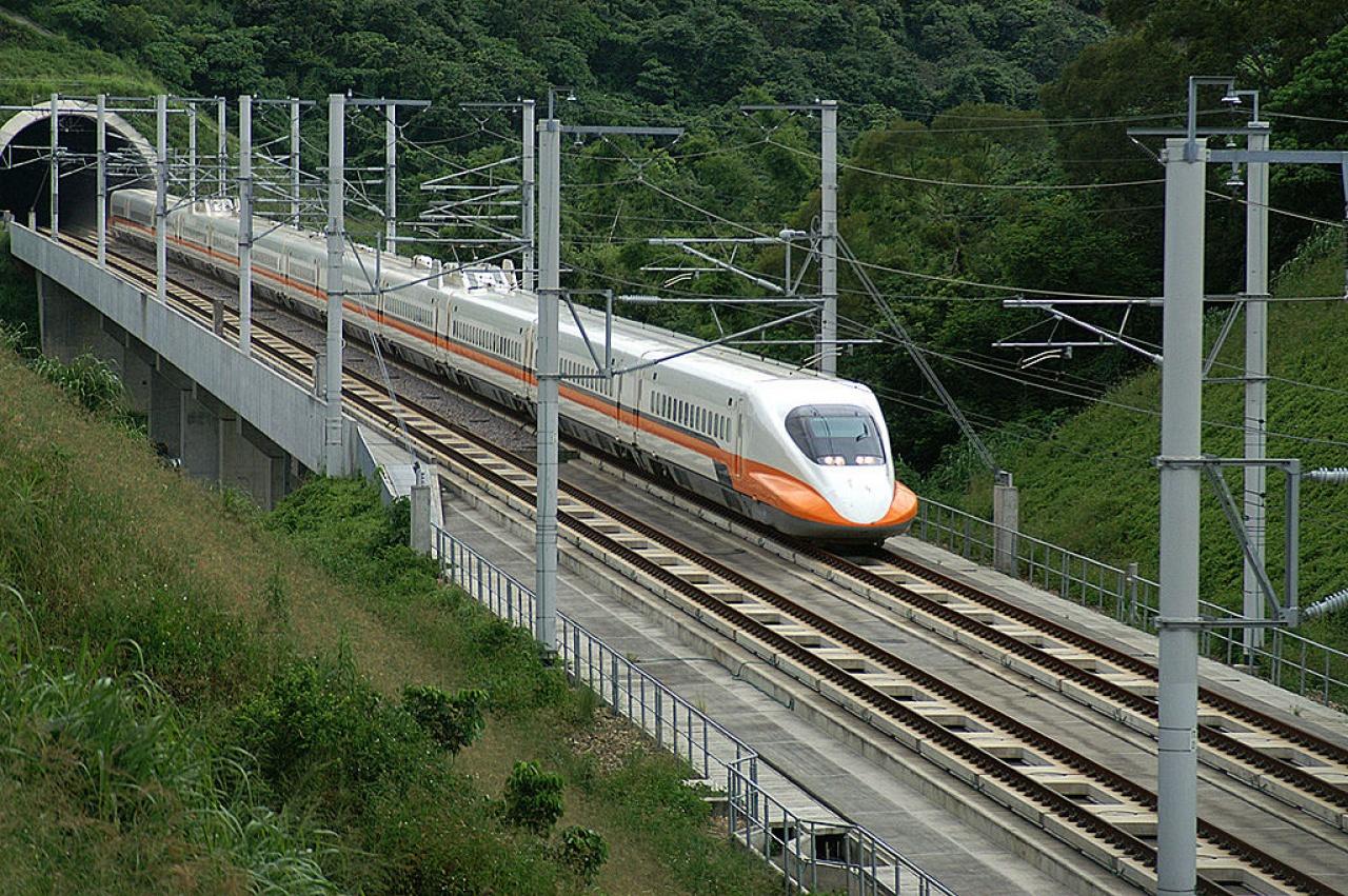 台灣高鐵(網上圖片)