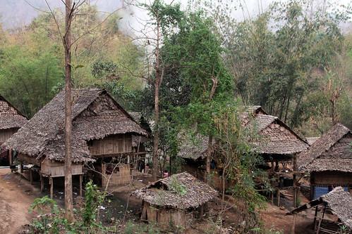 Mae La Houses
