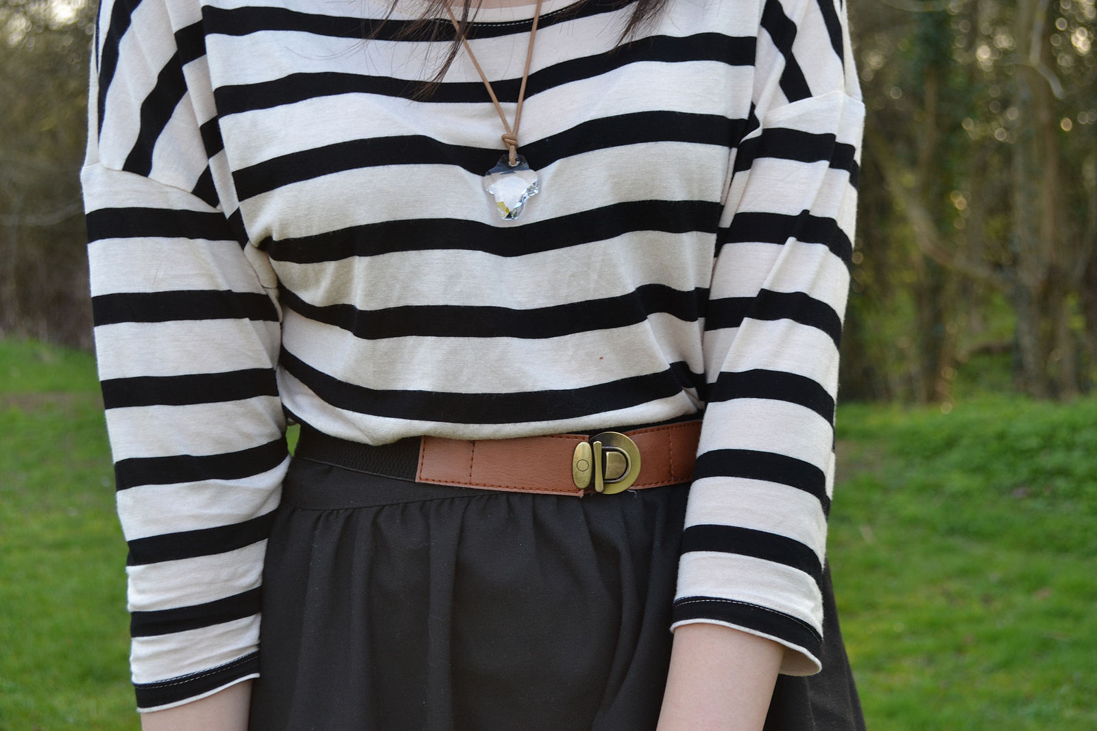daisybutter - UK Style Blog: high street fashion, zara, h&m, swarovski