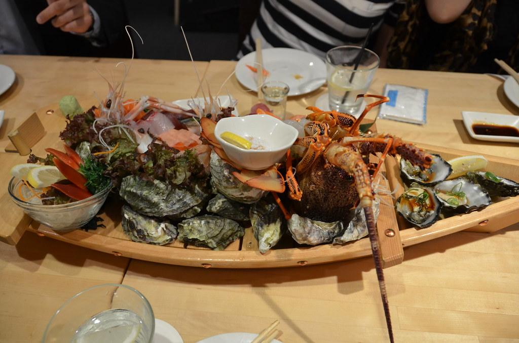 Masuya The Masuya seafood boat