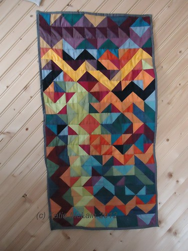Project Quilting: Zig Zag