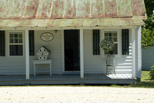 The Robert Cheseldine Cottage, Bushwood