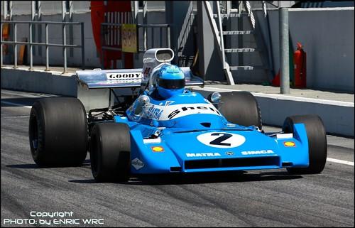 Espíritu de Montjuïc Circuit de Catalunya 2011