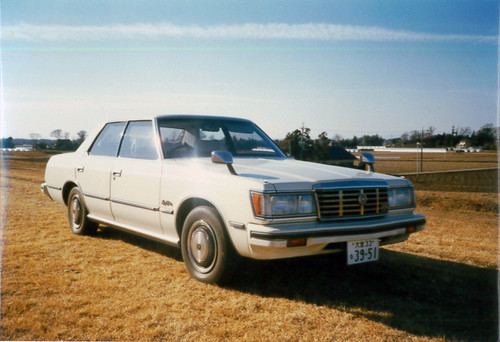 1979-1983 TOYOTA CROWN