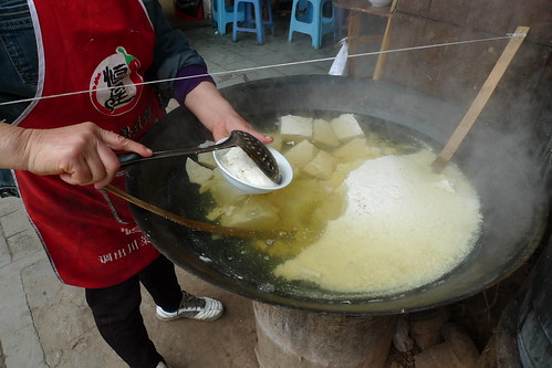 Tofu Hua - Salt Factory - Zigong, Sichuan, China