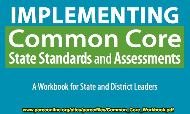 CCSS Implementation Workbook for State and District Leaders