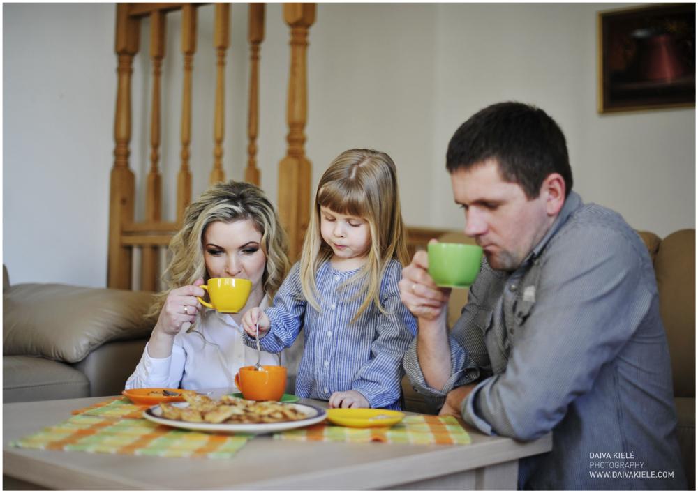 Jovitos šeima