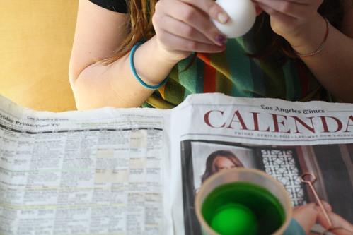 easter egging