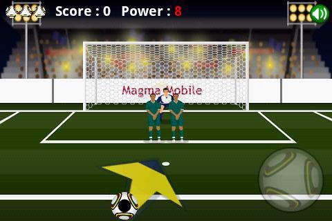 Futbol android demuestra tu habilidad con la pelota quieta - Image