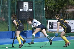 Investec Women's Hockey League - Promotion Tournament - Beeston v Surbiton