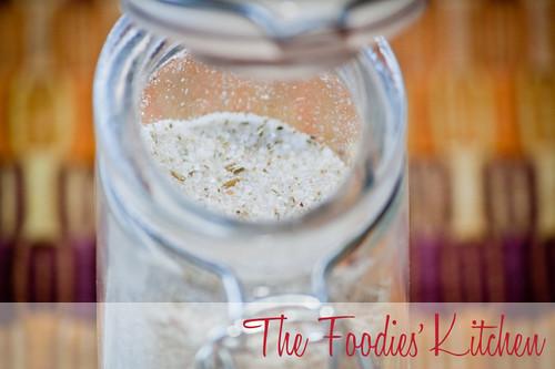 Rosemary & Lavender Salt