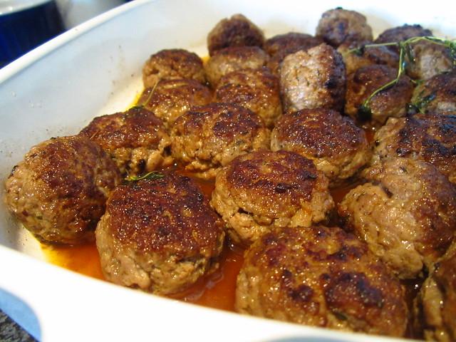 Spiced Lamb Meatballs | Flickr - Photo Sharing!