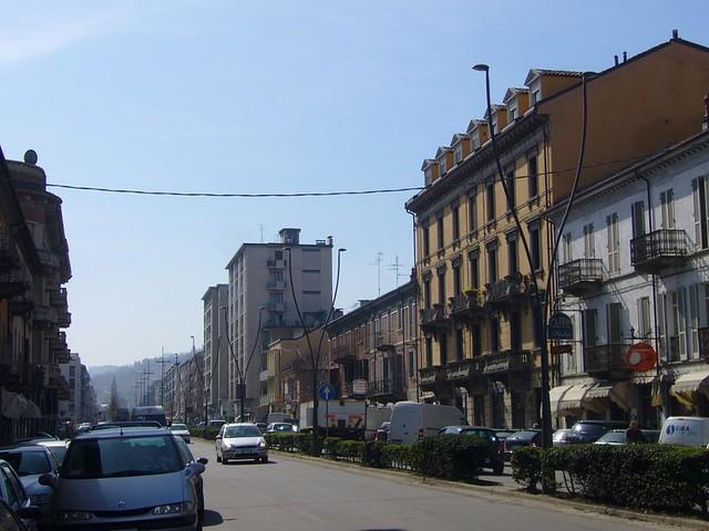 <p>Corso italia - Alba</p>