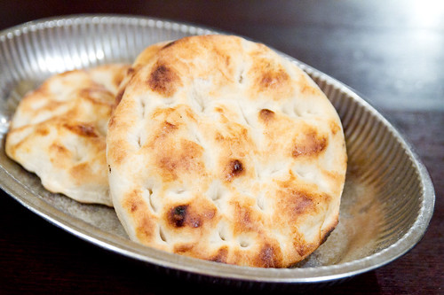 Freshly baked bread, mmm