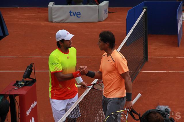 Fernando Verdasco vs Rafa Nadal