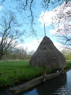 Spreewald haystack