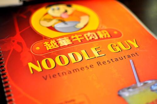 Noodle Guy - Alhambra