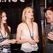 Jenna Stone, Marie Bollinger, and Clint Howard