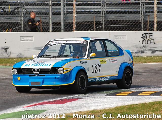 Luigi Cantu >> 331 - Alfa Romeo Alfasud TI - SIL/1300 - Umberto Cantu'-Luigi Limoli   Flickr - Photo Sharing!
