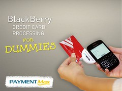 BlackBerry Credit Card Reader Swiper