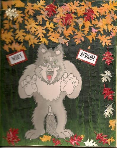 The Big Bad Wolf by northwoodsluna