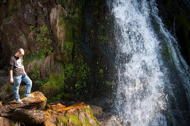 cascata de pitões das júnias
