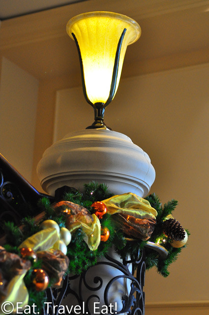 St Regis Monarch Beach- Dana Point, CA: Lamp Post