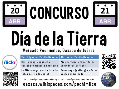 Concurso Dia de la Tierra (Earth Day Contest) @ Oaxaca 04.2012