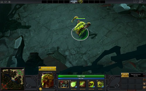 Dota 2 Venomancer Guide - Builds, Items, Abilities and Strategy
