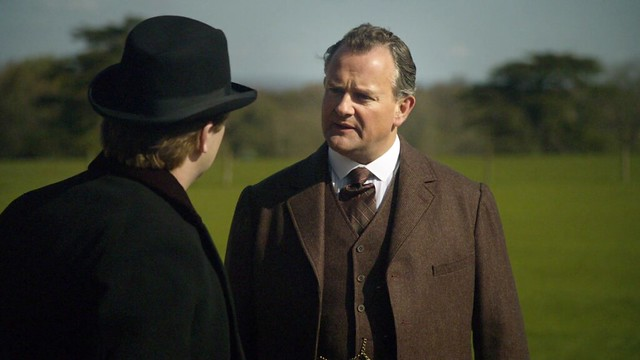 DowntonAbbeyS01E02_RobertBrown