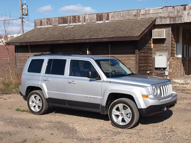 2012 Jeep Patriot 26