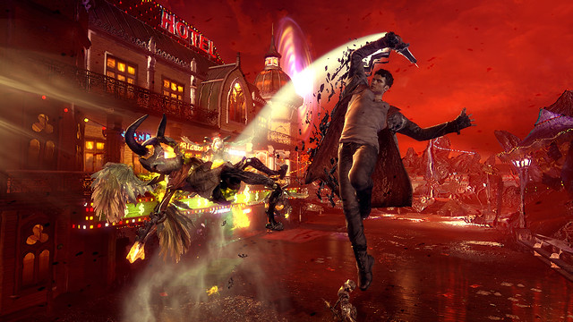 DmC: Devil May Cry for PS3