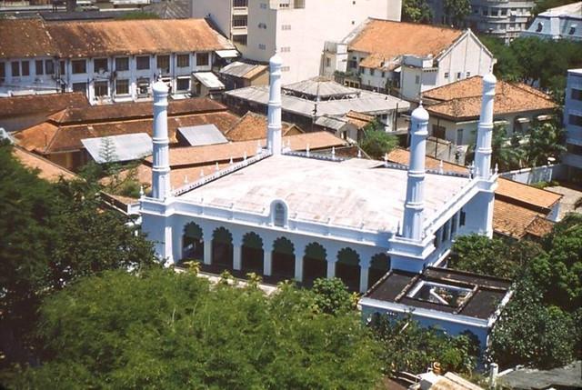 Saigon 1962 - Đền Hồi giáo đường Thái Lập Thành (nay là Đông Du)