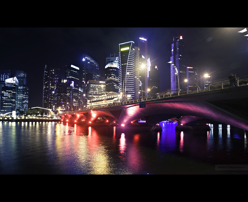 Singapore by night #2