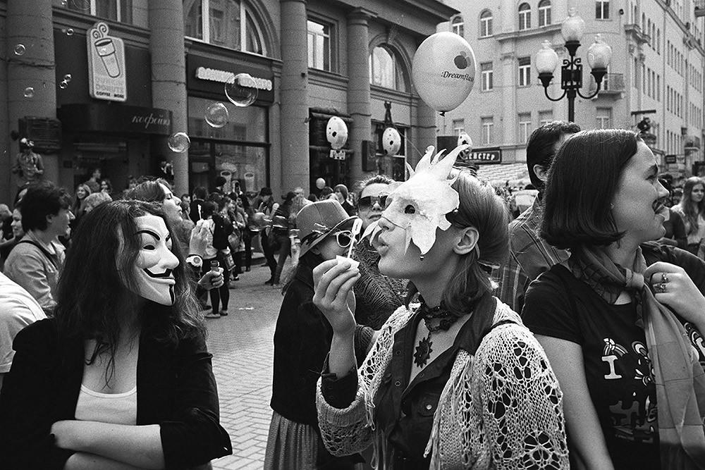 Dreamflash in Moscow / Праздник мыльных пузырей в Москве (10)