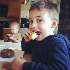 Donuts & kolaches!!