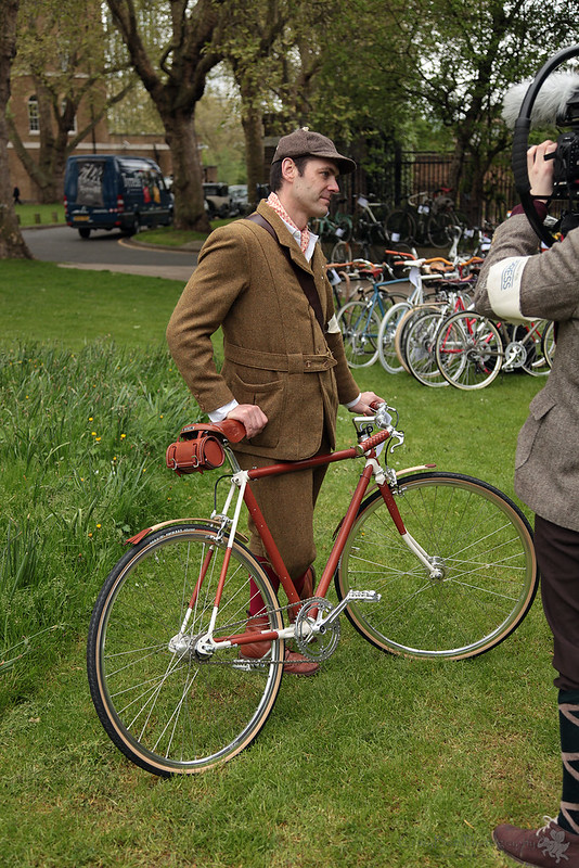 London TweedRun 2012