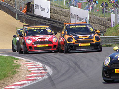 Mini Challenge - Roger Bates Memorial Trophy - Mini Festival - Brands Hatch - 170612