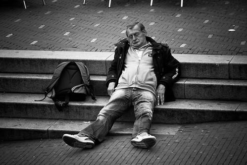 Lekker in het zonnetje, siesta? by Pascal Maramis