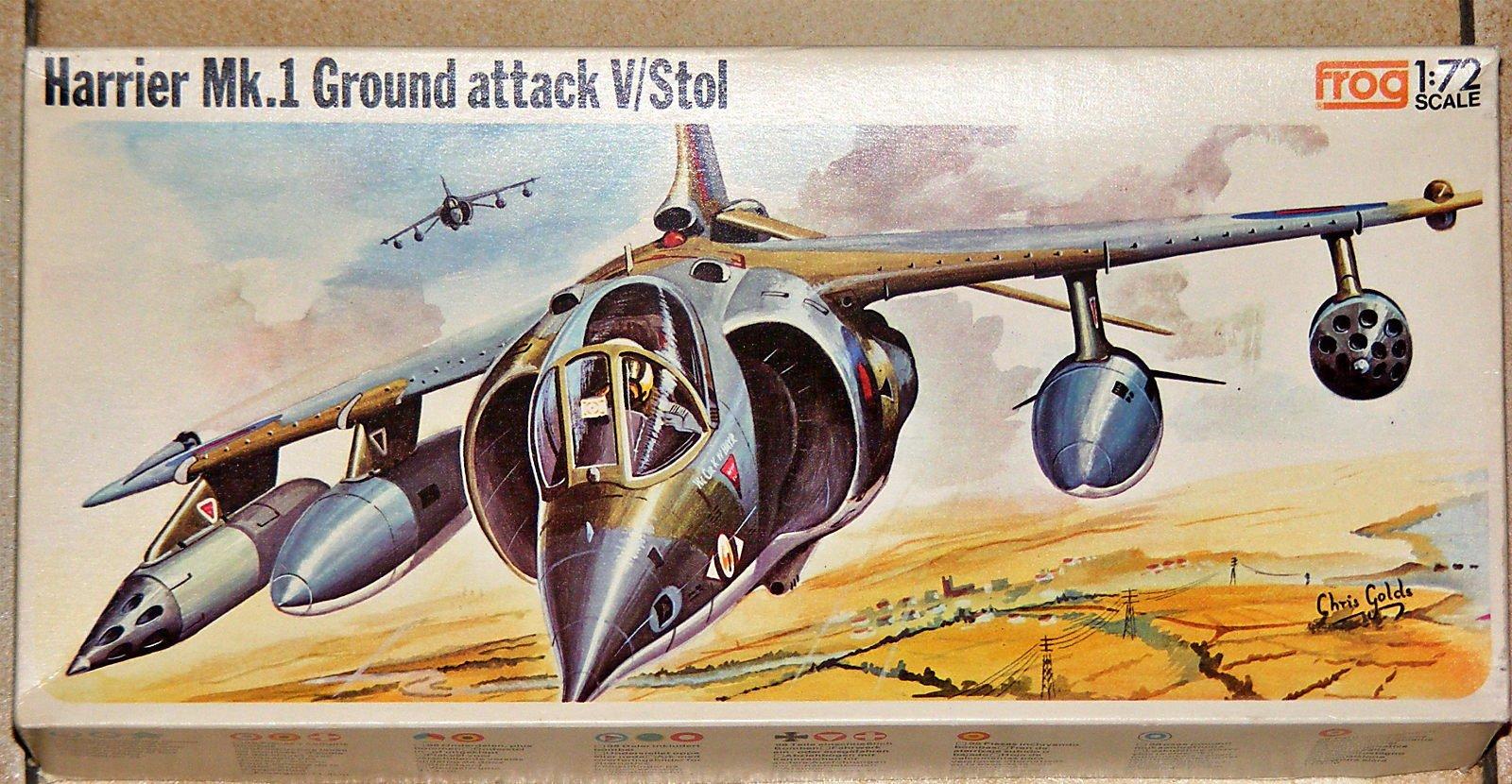 Harrier FROG 1/72